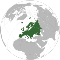 Europe: Look up or calculate current time and date, time zones and time difference of the following countries