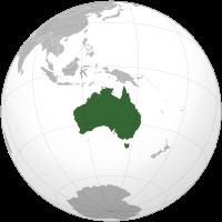 Australia/Oceania: Consultar o calcular hora y fecha actual, zona horaria y diferencia horaria de los siguientes países