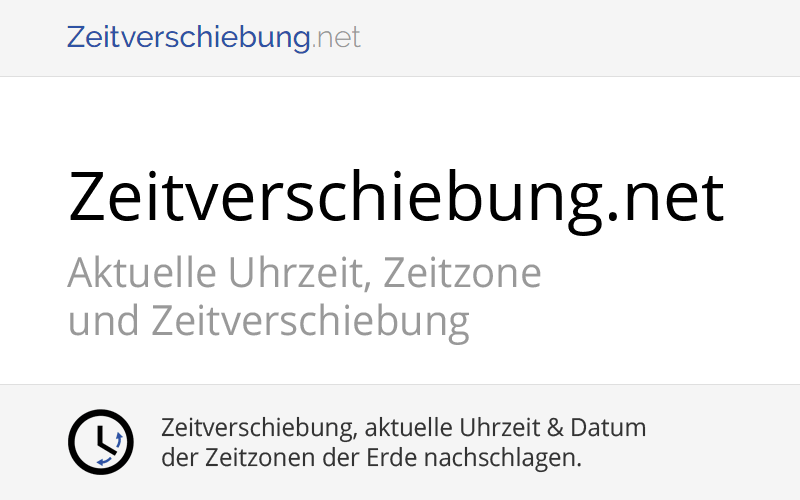 zeitzone vancouver deutschland
