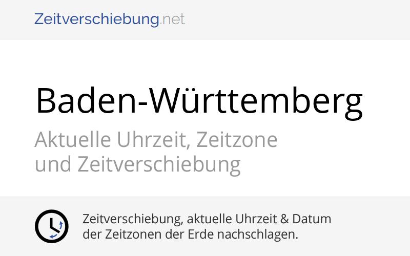 Zeitzone Heilbronn