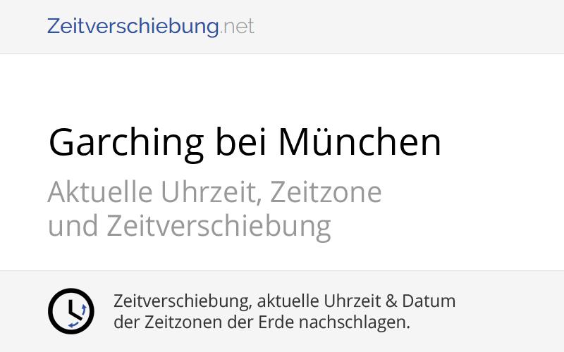 Zeitzone Bayern